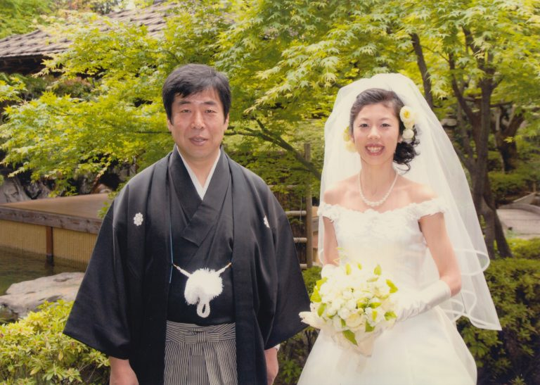 developmental-delay-tae-celebrate-wedding-day-father