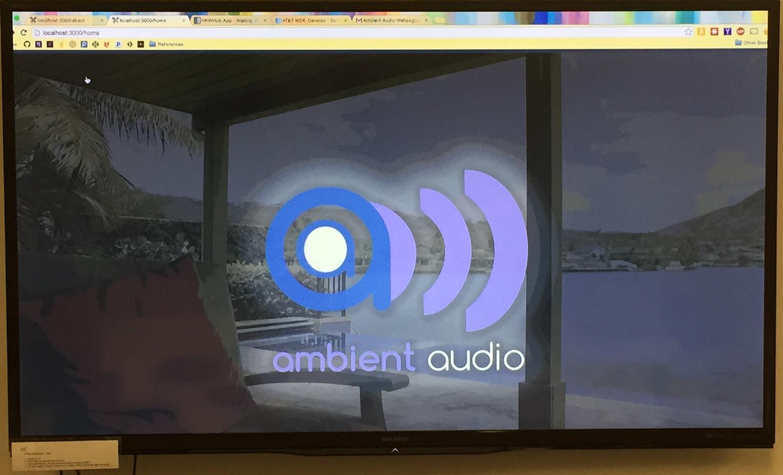 ambient audio