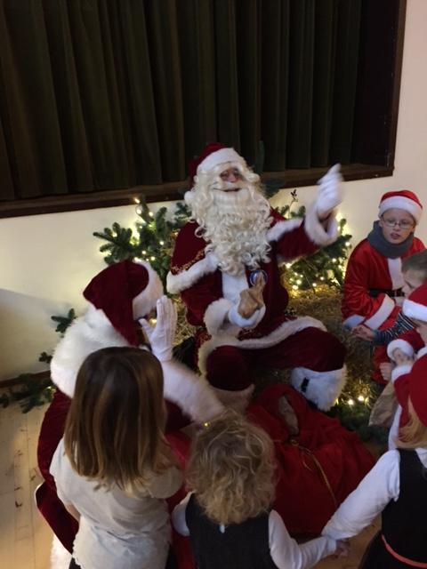 Juletræfest den 3. december 2017