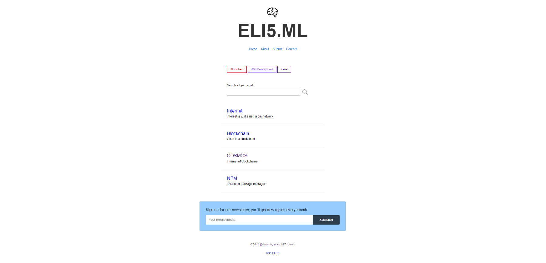 cover image for ELI5.ML article