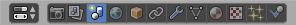 Blender scene properties panel