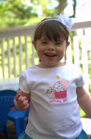 Down Syndrome Success Story Mila