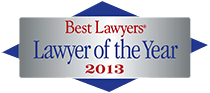 Best Lawyers, Lawyer of the Year 2013