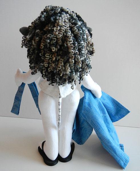 Sasha, Elf Poppet Doll, undies, back