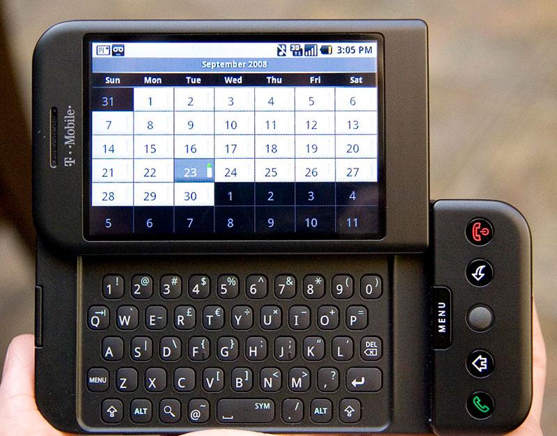 گوشی T-Mobile G1