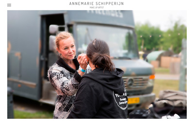 Annemarie Schipperijn | Website Design and Development
