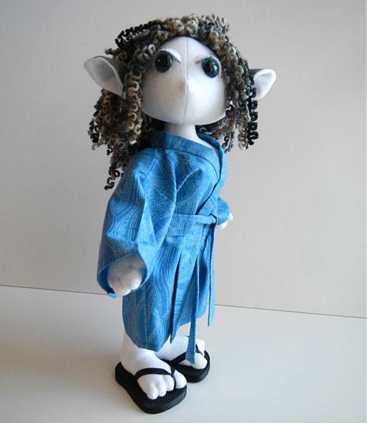 Sasha, Elf Poppet Doll