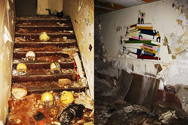 abandoned school detroit