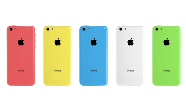 Iphone5c color
