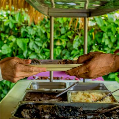 conoce el servicio de chefs de los 7 cenotes