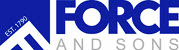 Force and Sons Logo