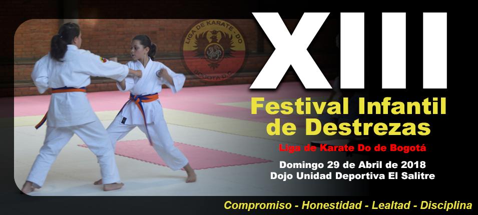 Imagen de portada para el artículo: XIII FESTIVAL INFANTIL DE DESTREZAS