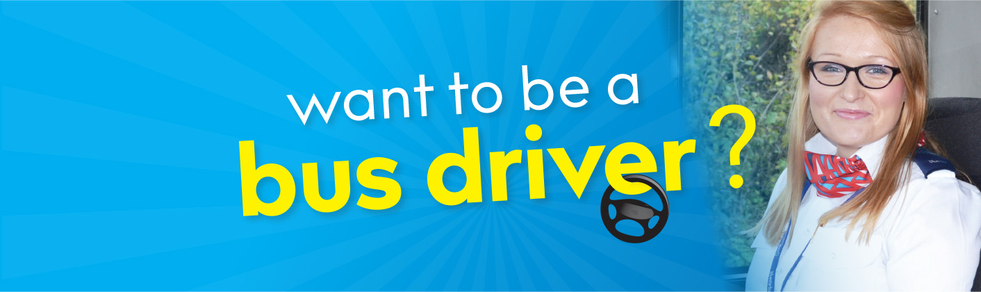 Want to be a bus driver?