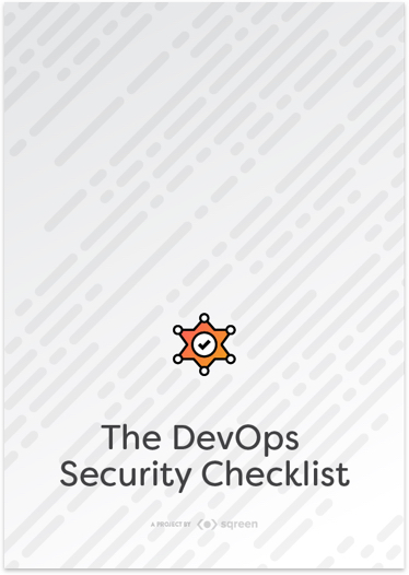 The DevOps Security Checklist