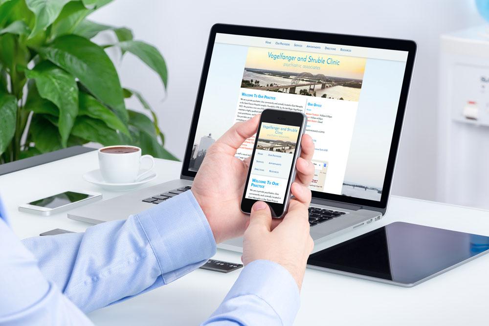 Developed, designed and implemented SEO for VNS clinic
