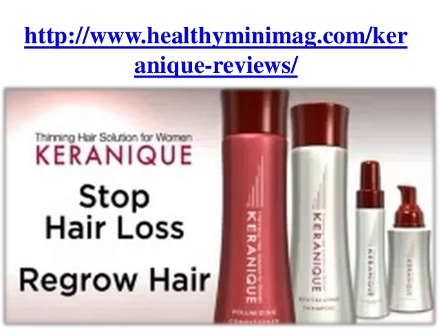 Keranique Review Natural Hair