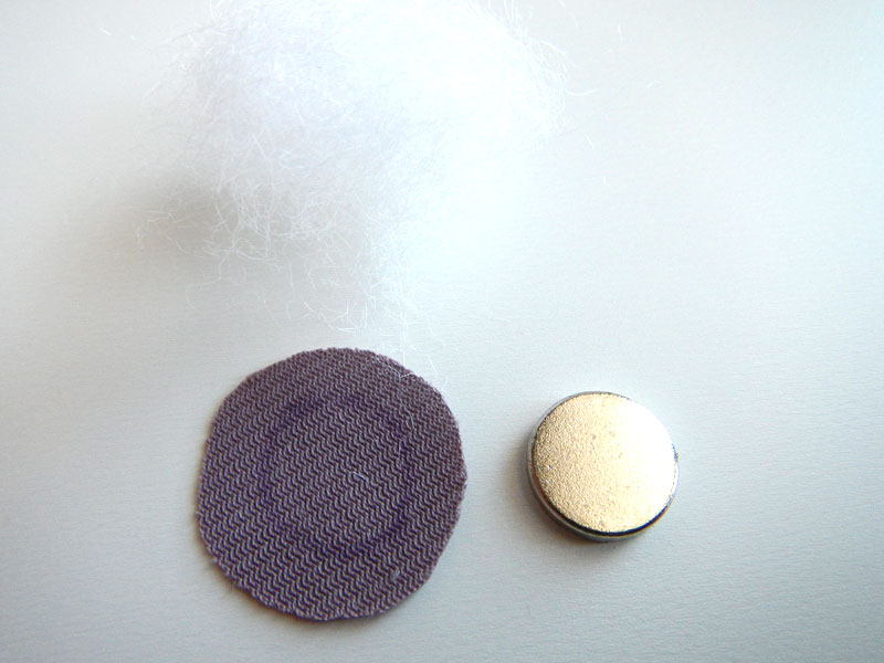 Magnet, Covering Circle and Padding