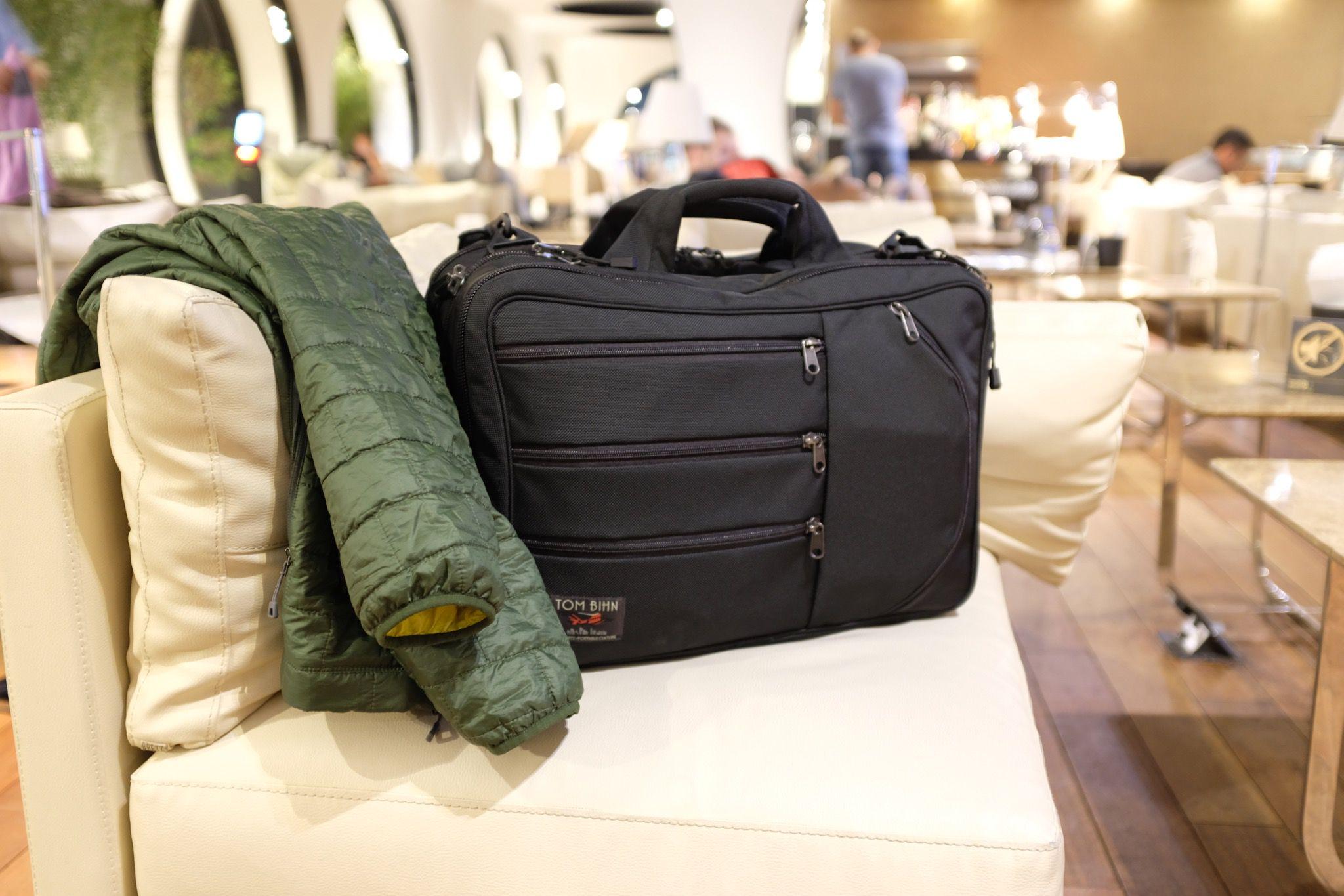 Tom Bihn Tri-Star Bag Review