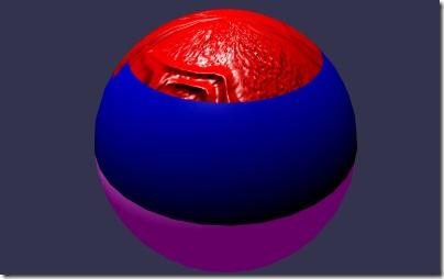 Multi Material Sphere