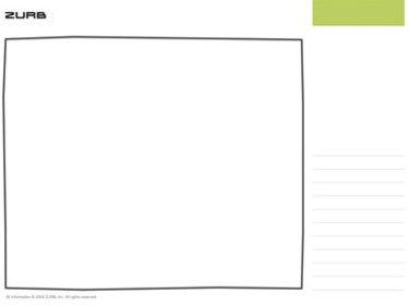 Zurb sketchsheets