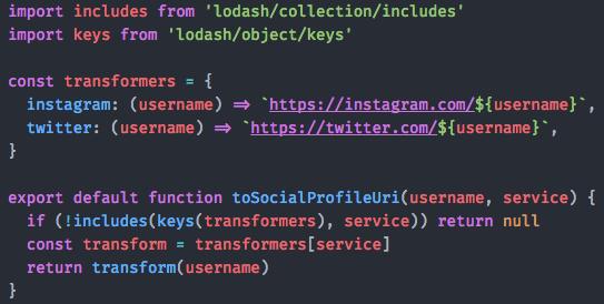 Syntax Highlighting
