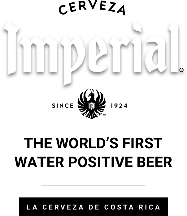Cerveza Imperial The Wolrd's First Water Positive Beer