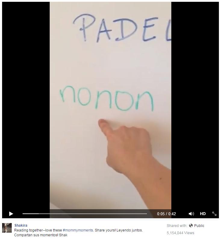 Shakira Video