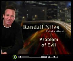 Problem of Evil - Watch this short video clip