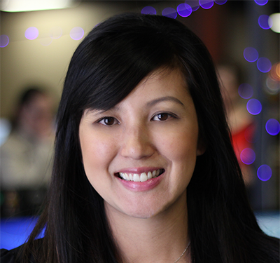 Sandra Nguyen, VP, People and Culture
