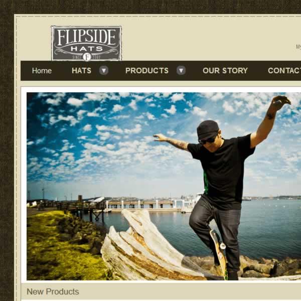 Flipside Hats v1 thumbnail