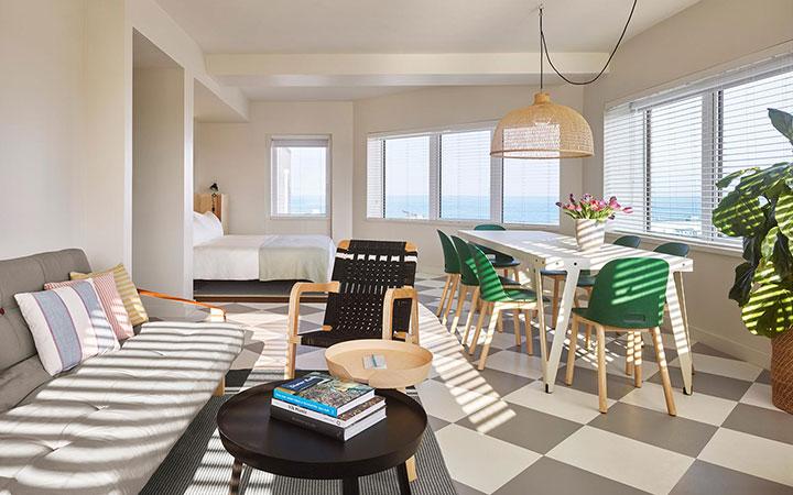 The Asbury - Example Hotel Room
