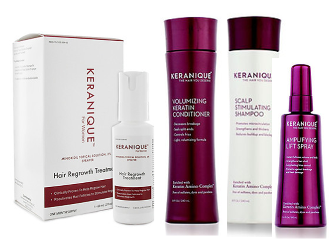 Keranique Daily Essentials Review