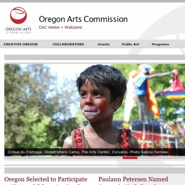 Oregon Arts Commission thumbnail