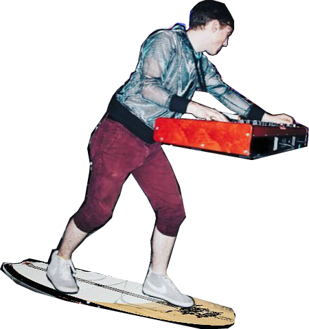 Surfing Joe
