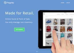 Flagship, Spree based multitenant Inventory Management, Point of Sale and Online Store