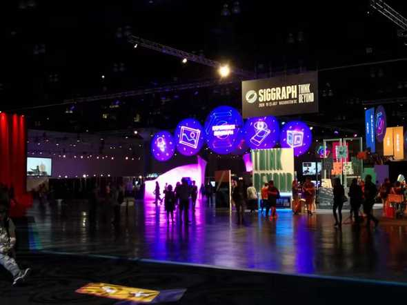 Siggraph 2019 Exhibition