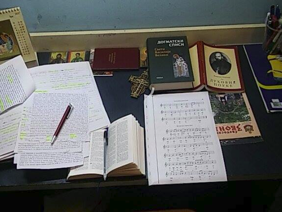 Dragans Desk