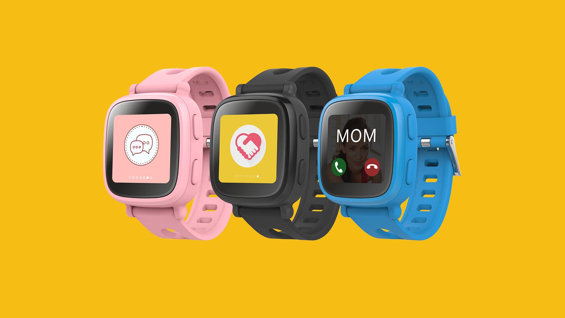 Smartwatch for children, Oaxis Watchphone