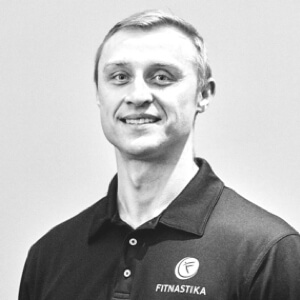Sergey Nazarov, co-founder and personal trainer at Fitnastika Fitness in Vancouver