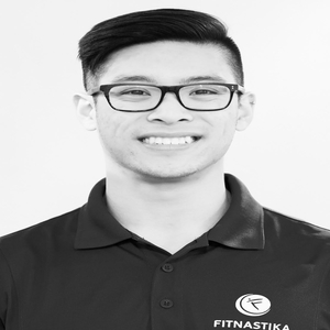 Andrew Tsia, personal trainer at Fitnastika Fitness in Vancouver