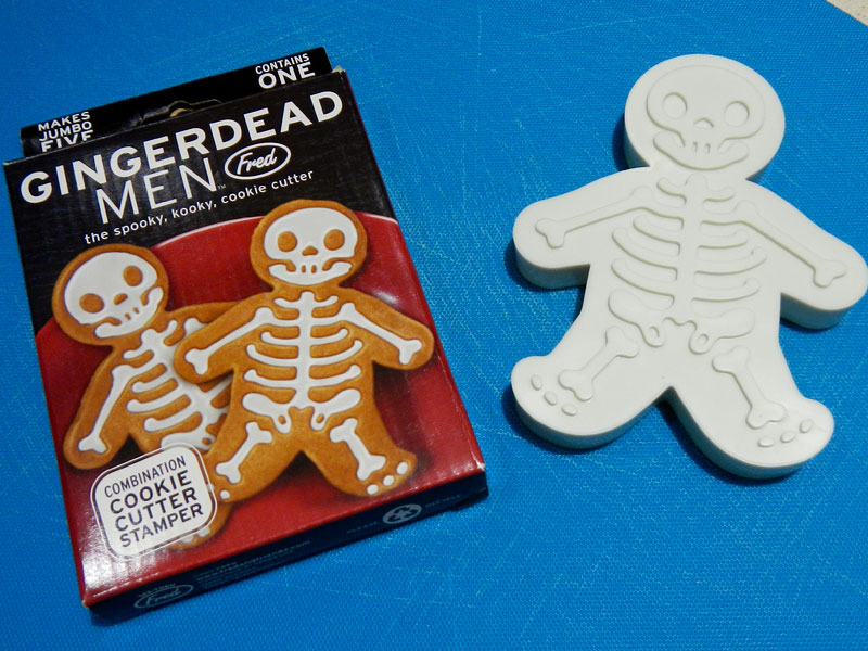 Fred and Friends Gingerdead Men Cookie Cutter