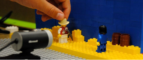 Lego Stop Motion