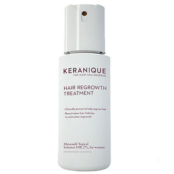 Keranique Hair Regrowth Treatment Spray Review