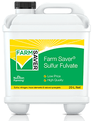 farm saver sulfur fulvate