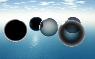 WebGL scene for FRESNEL