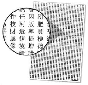 Heisig kanji poster