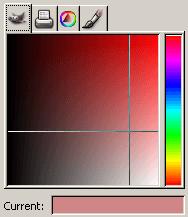 GIMP Color Chooser