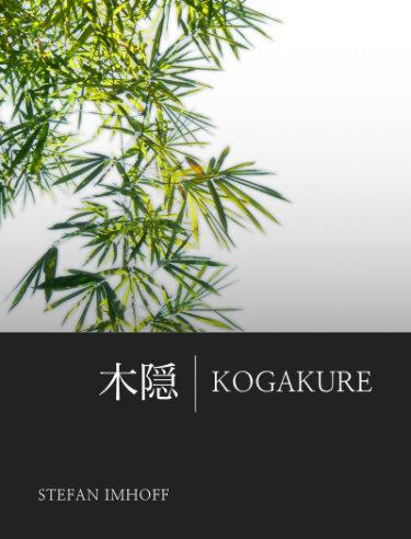 Buch-Cover des Buches 'kogakure'