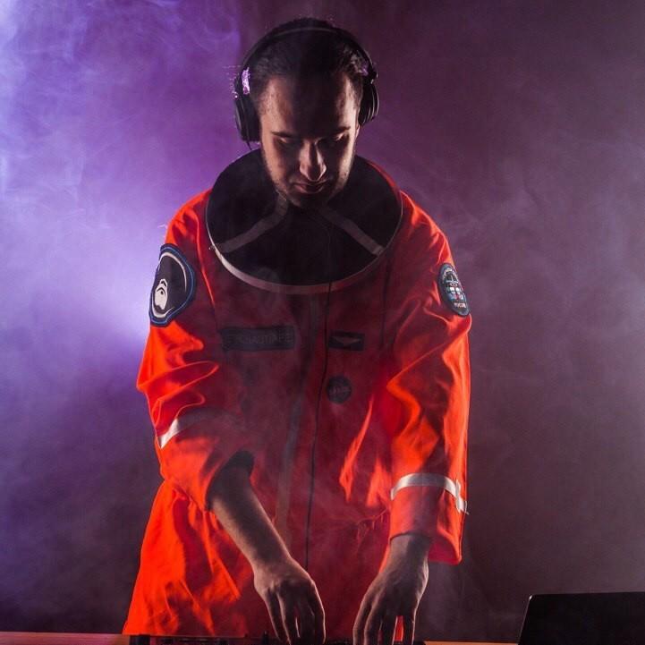 Astronaut Ape GOA set photo