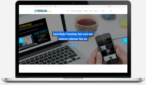 PromoJam, Social Media Marketing Software Platforms